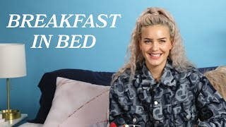 Download Breakfast In Bed With Anne-Marie • Tasty Video