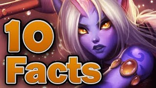 Download 10 Facts You Didn't Know About League of Legends Video