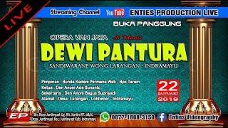 Download LIVE BUKA PANGGUNG SANDIWARA SIMANIS DEWI PANTURA 22 JANUARI 2019 Video