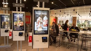 Download Job Killer: McDonald's Adding Automated Order Machines to All Restaurants Video