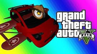 Download GTA5 Online Funny Moments - Vehicle Transform Gauntlet! Video