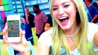 Download WHITE iPHONE 4 APPLE STORE DANCE! | iJustine Video