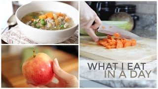 Download What I Eat in a Day | Healthy & Grain-Free | December 2016 Video