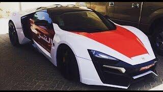 Download ¿Como persigue la policía de Dhabi un Nissan GTR y un McLaren? Video