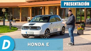 Download Honda e (eléctrico) | Primera prueba | Review en español | Diariomotor Video