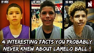Download 4 Interesting Facts You Probably Never Knew About LaMelo Ball ! Video