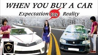 Download When you buy a car | Expectation VS Reality | Ankush Kasana Video