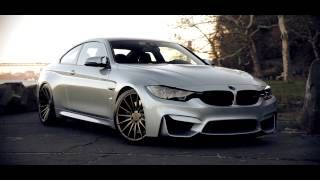 Download BMW M4 | 20″ Niche Form | Bronze Video