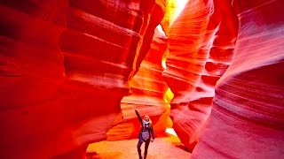 Download Antelope Canyon, HD, GoPro Video