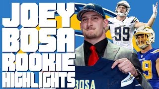 Download Joey Bosa Rookie Highlights Video