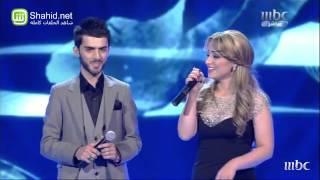 Download Arab Idol - الأداء - برواس حسين و زوجها - كوران Video