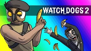Download Watch Dogs 2 Funny Moments - Banana Cleaners! Video