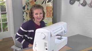 Download Make a beach bag towel on It's Sew Easy with Emily Thompson (1808-1) Video