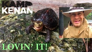 Download AWESOME Rainstorm Reptile Tour Of Kamp Kenan!!! Video