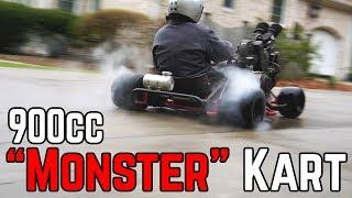 Download DUCATI 900CC DEATH MACHINE | 70+ HP Shifter Kart Video