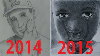 Download 2 Years of Drawing Progress Video