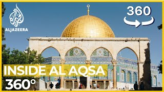 Download Inside al-Aqsa: A 360° tour of Jerusalem's holiest mosque Video