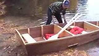 Download The Boy Mechanic Project: Portable Folding Boat Video