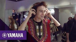 Download Jacob Collier Explores the Yamaha Booth | Musikmesse 2018 | Yamaha Music Video