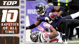 Download Top 10 Safeties of All Time | NFL Films Video