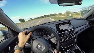 Download 2018 Honda Accord 2.0T Touring 10-Speed Automatic - POV First Impressions (Binaural Audio) Video