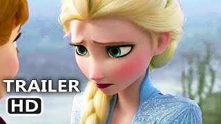 Download FROZEN 2 New Trailer (2019) Disney Animated Movie HD Video