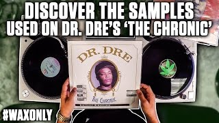 Download Discover The Samples Used On Dr. Dre's 'The Chronic' Video