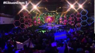 Download Konsert KE 5 Separuh Akhir - Mustar & Norya (Itulah Sayang) Video