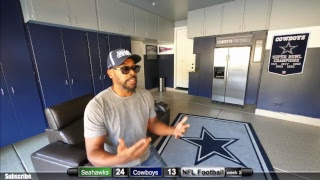 Download Dallas Cowboys vs Seattle Seahawks Video