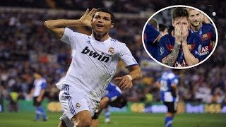 Download 10 Times Cristiano Ronaldo SILENCED ″Messi″ Chants |HD| Video