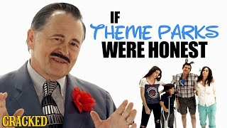 Download If Theme Parks Were Honest - Honest Ads (Disneyland, Six Flags Parody) Video