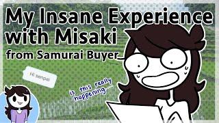 Download My Insane Experience with Misaki/Samurai Buyer (read description) Video