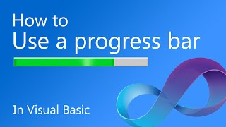 Download How to use a Progress Bar in Visual Basic Video