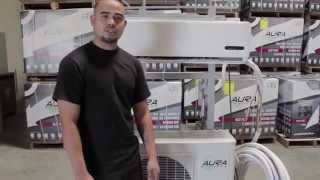 Download Aura Systems Mini Split A/C Installation Video Video