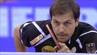 Download Timo Boll vs Simon Gauzy (ETTC 2016) Video