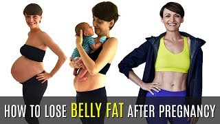 Download How to Lose Belly Fat After Pregnancy | 5 Effective Exercises | HER Network Video