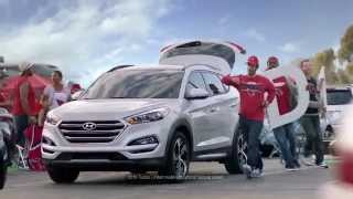 Download 2016 Hyundai Tucson NFL Sponsorship D Gate Commercial #BecauseFootball Video