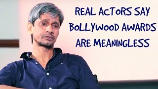 Download The Real Actors Feel Bollywood Awards have no Value! Video