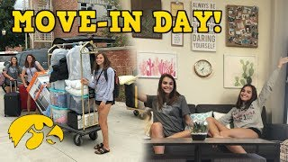 Download COLLEGE MOVE-IN DAY VLOG! | Megan and Ciera Video