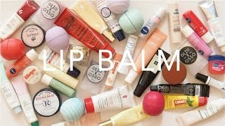 Download Product Pile: Lip Balms | Repairing and Light, Drugstore and High End Collection Video