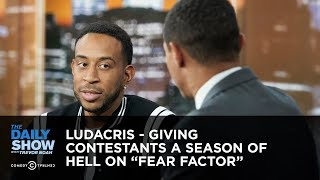 Download Ludacris - Giving Contestants a Season of Hell on ″Fear Factor″ | The Daily Show Video