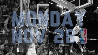Download NBA Daily Show: Nov. 28 - The Starters Video