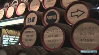 Download The Guinness Storehouse Dublin - Tour in HD Video