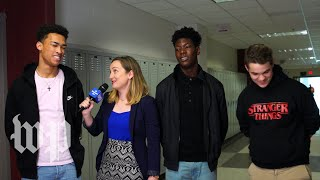 Download Why aren't high schoolers using lockers anymore? Video