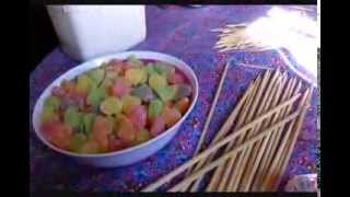Download Como fazer árvore de jujuba para decorar festas Video