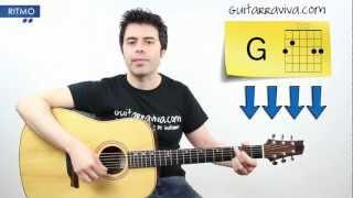 Download Aprende a tocar (FACIL) LET IT BE de THE BEATLES en guitarra Acordes y ritmo tutorial completo Video