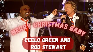 Download CeeLo Green feat. Rod Stewart - ″Merry Christmas, Baby″ [Live] Video