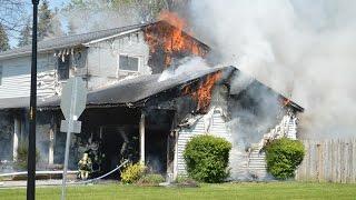 Download Ellicott Creek FD Structure Fire - 167 Parkhaven dr Video