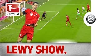 Download First Time in Full Length: Lewandowski's 9-Minute Miracle Video