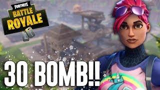 Download 30 BOMB!!! Fortnite Battle Royale Gameplay - Ninja Video